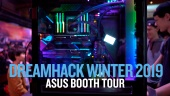Dreamhack 19 - Asus Booth-Tour