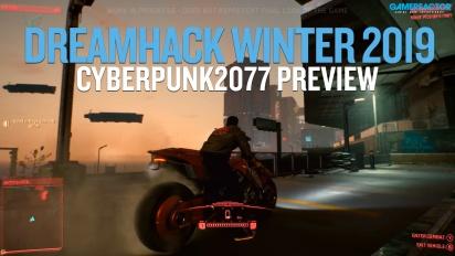 Cyberpunk 2077 - Dreamhack-19-Vorschau