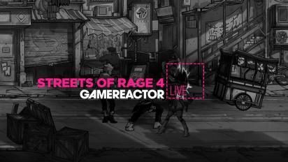 Streets of Rage 4 - Livestream-Wiederholung