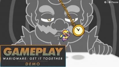 WarioWare: Get It Together! - Eine irre Runde voller Mikrogames (Gameplay)