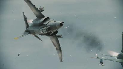 Ace Combat: Assault Horizon - PC Enhanced Edition Trailer