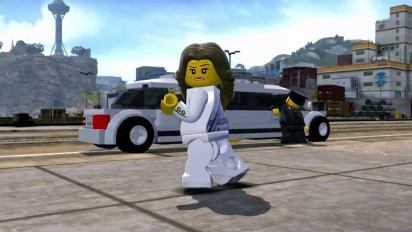 Lego City Undercover - Trailer