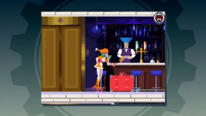 Ghost Trick: Phantom-Detektiv - Restaurant Gameplay