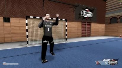 Handball Challenge - Trainingscamp Trailer