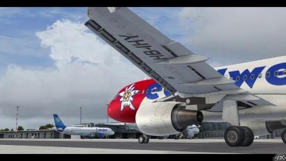 Flight Simulator X - Mega Airport Berlin-Brandenburg BER Eröffnung Trailer