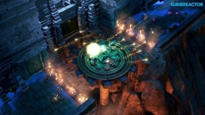 Lara Croft der der Temple des Osiris - Interview Robert Siwiak