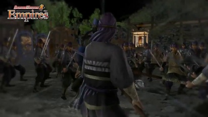 Dynasty Warriors 8: Empires - Trailer