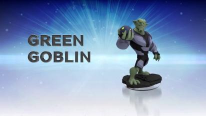 Disney Infinity 2.0: Marvel Super Heroes - Green Goblin Trailer