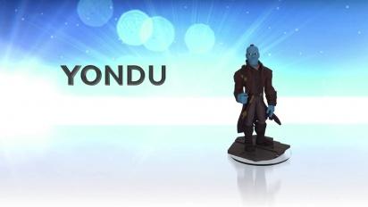 Disney Infinity 2.0: Marvel Super Heroes - Yondu Trailer
