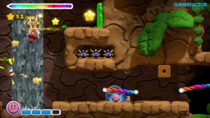 Let's Play - Kirby und der Regenbogen-Pinsel - Story-Modus