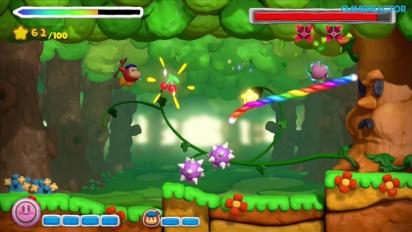 Let's Play - Kirby und der Regenbogen-Pinsel - Koop-Modus