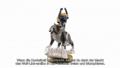 The Legend of Zelda: Twilight Princess HD - Amiibo Trailer (Deutsche Version)