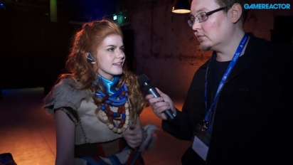 Aloy Cosplayer - Interview