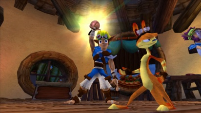 Jak and Daxter - PS2 Classics Reveal Trailer
