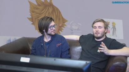 Kingdom Hearts HD 1.5 + 2.5 Remix - Story Introduction (Part 2)