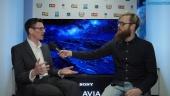 Sony XF90 & AF8 - Interview mit Gavin McCarron