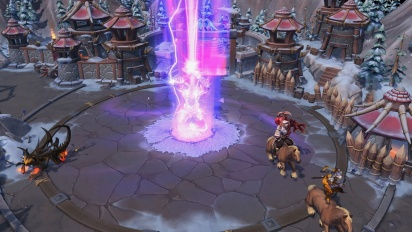 Heroes of the Storm - Alterac Pass Overview