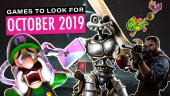 Games To Look For: Oktober 2019