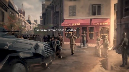 Hearts of Iron IV: La Resistance - Release Trailer