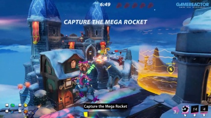 Rocket Arena - Mega Rocket mit Flux (Gameplay)
