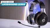 Lucidsound LS50X: Quick Look