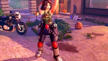 Street Fighter V - Akira Kazama Teaser