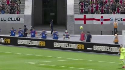 FIFA 15 - Best Goals of the Week Round 14