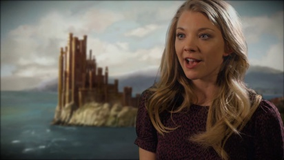 Game of Thrones: A Telltale Games Series - TV Cast Featurette