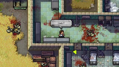 The Escapists: The Walking Dead - PS4 Trailer