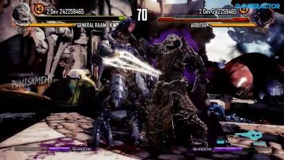 Killer Instinct - General Raam Gameplay - Xbox One
