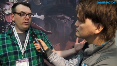 Warhammer 40,000: Dawn of War 3 - Philippe Boulle Interview
