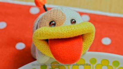 Poochy & Yoshi's Woolly World - Cake! Trailer