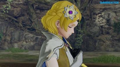 Fire Emblem Warriors - Gameplay mit Lianna und Ryoma