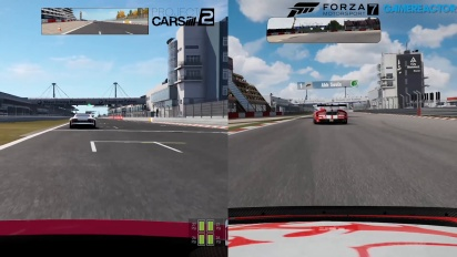 Der große Rennspielvergleich: Forza Motorsport 7 vs. Project Cars 2 vs. Forza Motorsport 6
