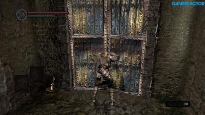 Dark Souls: Remastered - Exklusives Gameplay auf PS4 Pro