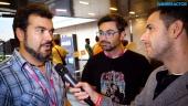 Blasphemous - Interview mit Mauricio Garcia und Enrique Colinet