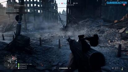 Battlefield V - Devastation Gameplay