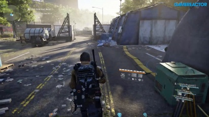The Division 2 - Gameplay aus östlicher Dark Zone