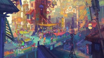 Eastward - Nintendo Switch Trailer