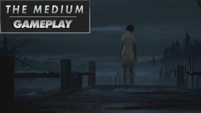 The Medium - Die ersten zwölf Minuten (Gameplay)