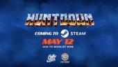 Huntdown - Steam Teaser 2021
