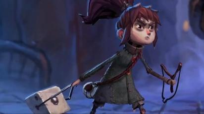 Lost in Random - E3 Trailer