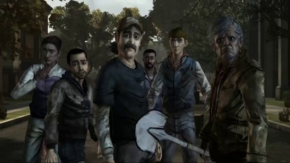 The Walking Dead - Ouya Trailer