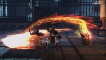 God of War: Ascension - The Weapons of Olympus