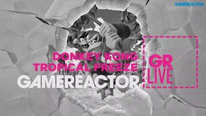 Donkey Kong Country: Tropical Freeze & Dr. Luigi - Livestream-Wiederholung