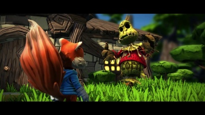 Project Spark: Conker's Big Reunion Trailer