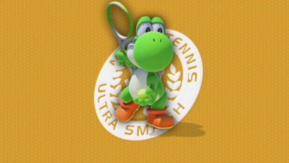 Mario Tennis Ultra Smash - Overview Trailer