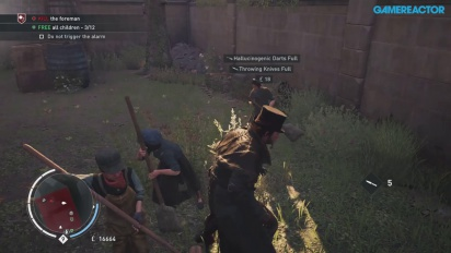 Assassin's Creed: Syndicate – Xbox One Gameplay Final Game – Child Liberation The Strand mit Jacob