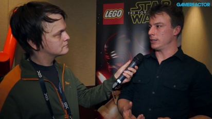 Lego Star Wars: The Force Awakens - Interview Tim Wileman