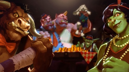 Hearthstone: Mean Streets of Gadgetzan Trailer